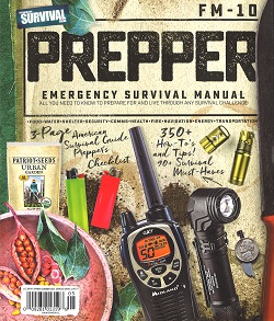 AMERICAN SURVIVAL GUIDE Magazine