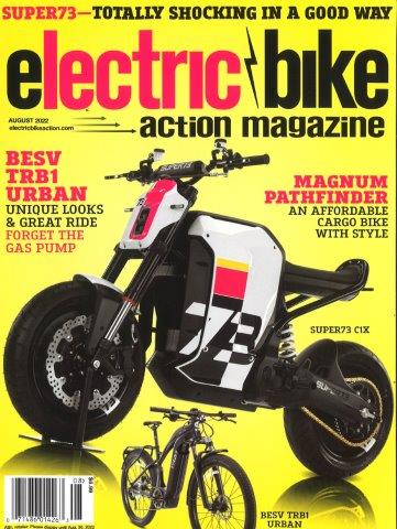 ELECTRIC BIKE ACTION