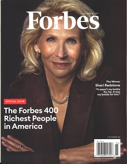 FORBES 400 ANNUAL