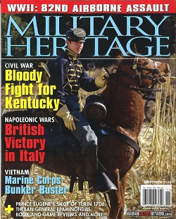 SOVEREIGN HISTORY PRESENTS:MILITARY HERITAGE