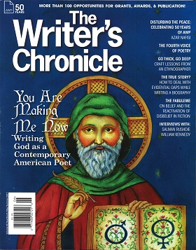 WRITER'S CHRONICLE