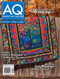 A Q AMERICAN QUILTER