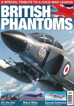 BRITISH PHANTOMS Magazine