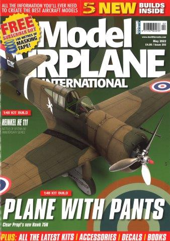 MODEL AIRPLANE INT`L Magazine