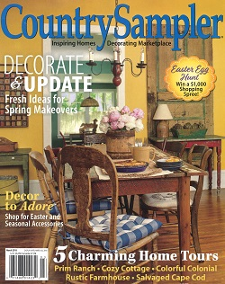 COUNTRY SAMPLER Magazine