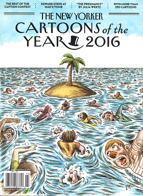 THE NEW YORKER CARTOON OF THE YEAR 2016