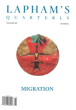 LAPHAM'S QUARTERLY Magazine