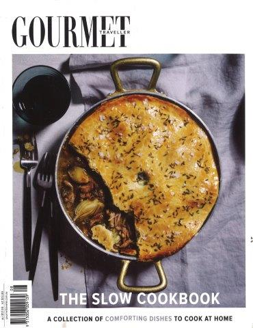 AUST GOURMET TRAVELLER COOKBOOK Magazine