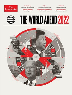 THE ECONOMIST: WORLD IN 2021 Magazine