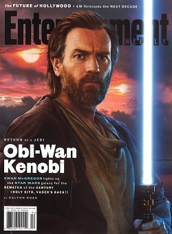 ENTERTAINMENT WEEKLY THEME ISSUE