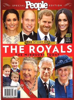 PEOPLE: THE STORY OF THE ROYALS Magazine