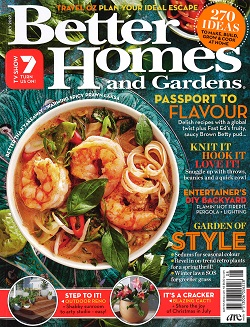 BETTER HOMES & GARDENS(AUST) Magazine