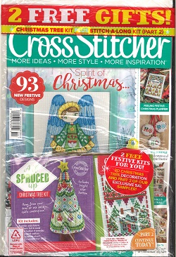 CROSS STITCHER (UK) Magazine