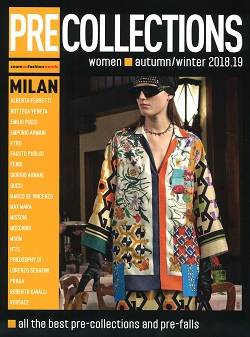 PRE COLLECTIONS CITY-MILAN Magazine