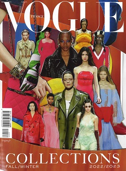 VOGUE COLLECTION PARIS(ENGLISH EDITION)