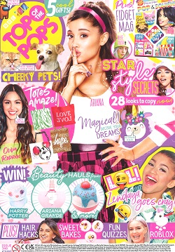 TOP OF THE POPS UK Magazine