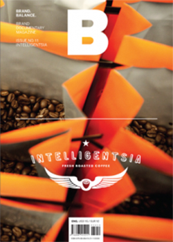 MAGAZINE B (INTELLIGENTSIA)