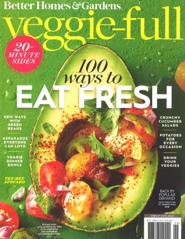 BHG-SIMPLY PERFECT FOOD SERIES Magazine