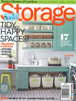 BHG-SIMPLY PERFECT STORAGE Magazine