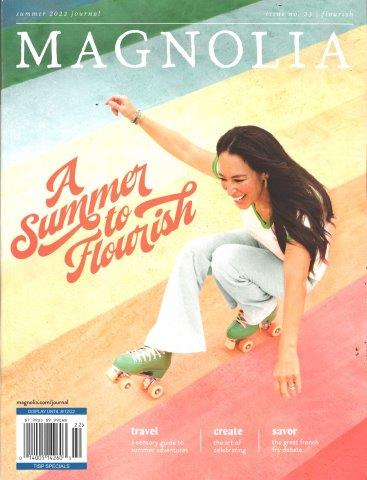 MEREDITH SPECIAL:THE MAGNOLIA JOURNAL
