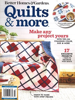 BHG-QUILTS & MORE Magazine