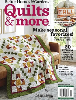 BHG-QUILTS & MORE