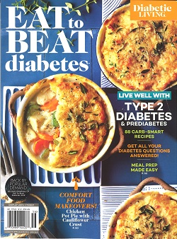 DIABETIC LIVING BOOKAZINE SERIES