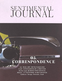 SENTIMENTAL JOURNAL Magazine
