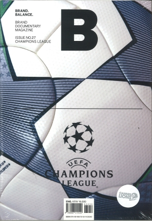 MAGAZINE B (CHAMPIONS LEAGUE) Magazine