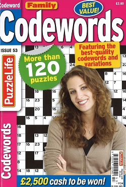FAMILY CODEWORDS Magazine