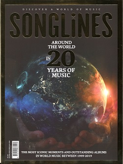 SONGLINES 20 YEARS OF WORLD