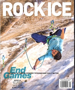 ROCK & ICE Magazine