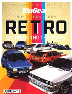 TOP GEAR RETRO COLLECTION