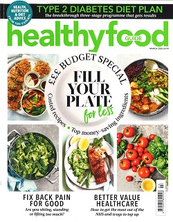 HEALTHY FOOD GUIDE(UK) Magazine