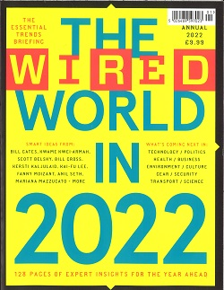 WIRED WORLD SPECIAL UK