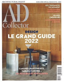 AD 100 SPECIAL DESIGN ISSUE (FRENCH)