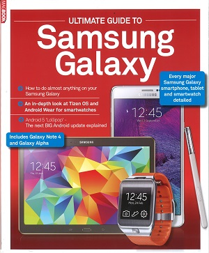 BZ ULTIMATE GD TO SAMSUNG GALAXY NOTE 4 & ALPHA Magazine