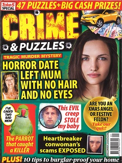 TAKE 5 SPECIAL:CRIME & PUZZLES