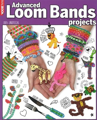 BZ ADVANCED LOOM BANDS PROJECTS Magazine