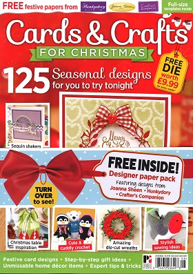 CARDS & CRAFTS FOR CHRISTMAS Magazine