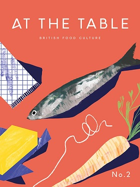AT THE TABLE Magazine