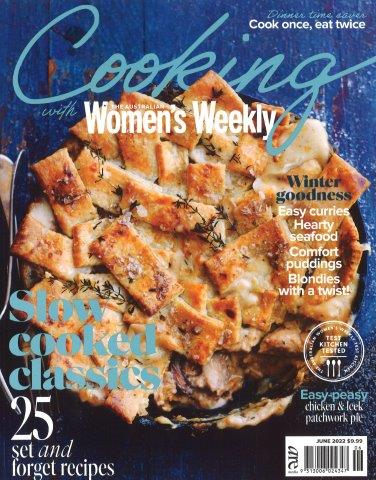 AUST WOMEN'S WEEKLY:FOOD Magazine