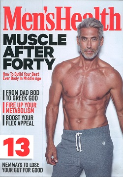 MENS HEALTH BOOKAZINE Magazine