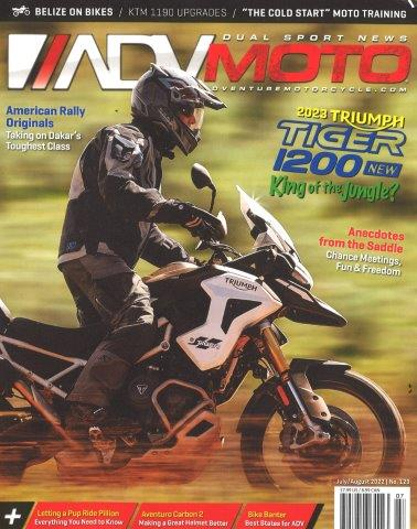ADVENTURE MOTORCYCLE Magazine