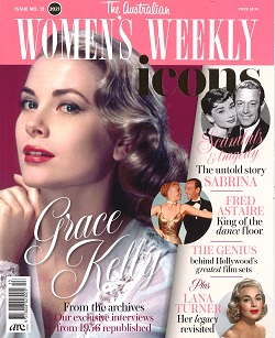 AUST WOMEN WEEKLY SPECIAL-ICONS Magazine