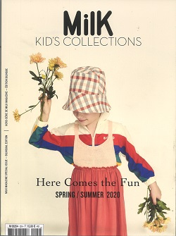MILK KIDS COLLECTION Magazine