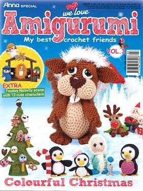 Petites Magazine Amigurumi : ANNA SPECIAL:AMIGURUMI Discount Subscriptions ...
