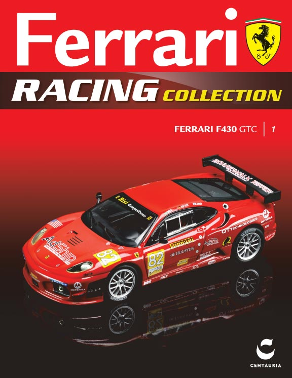 FERRARI RACING CAR COLLECTION Magazine