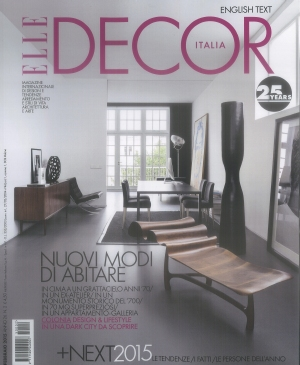 ELLE DECOR ITALIA Magazine