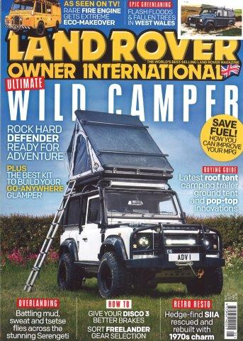 LANDROVER OWNER INT'L Magazine